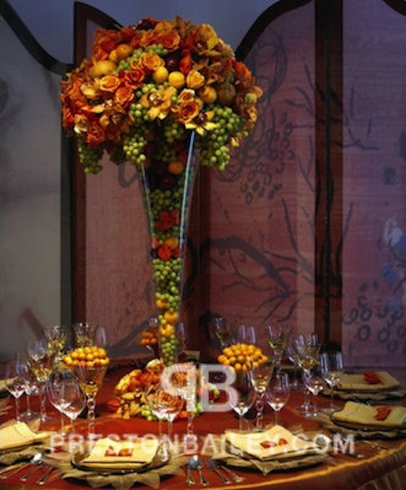 Ideas For Fall Wedding Centerpieces: FALLing For These Autumn Centerpieces: Final Round